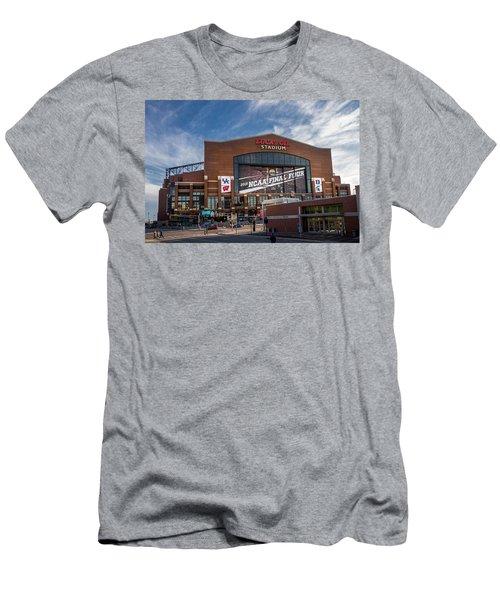 The Final Four 2015 Men's T-Shirt (Athletic Fit)
