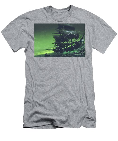The Flying Dutchman Men's T-Shirt (Athletic Fit)