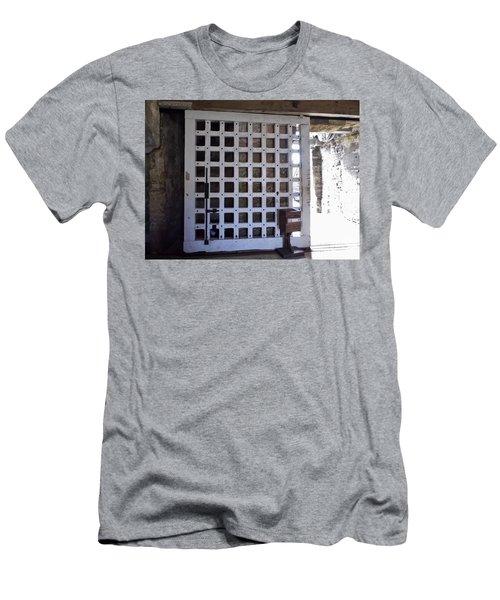 The Fort Door Men's T-Shirt (Athletic Fit)