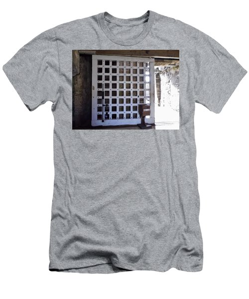 The Fort Door Men's T-Shirt (Athletic Fit)