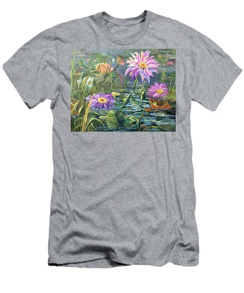 The Frog Pond Men's T-Shirt (Athletic Fit)