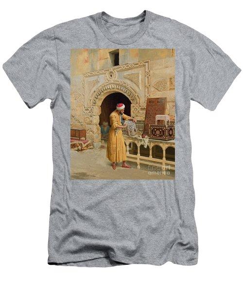 The Furniture Maker Men's T-Shirt (Athletic Fit)