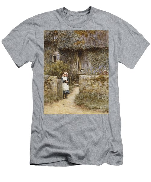 The Garden Gate Men's T-Shirt (Athletic Fit)