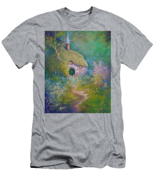 The Garden Gate Men's T-Shirt (Athletic Fit)