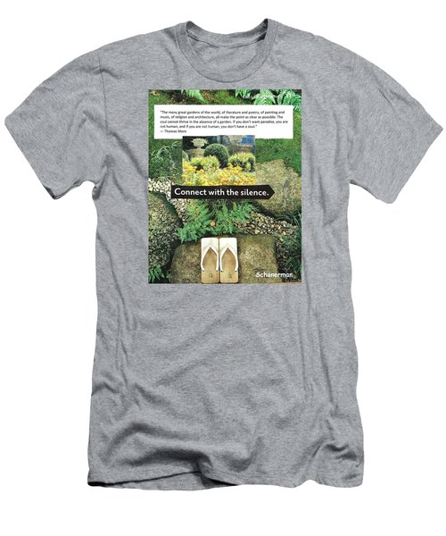 The Garden Of The Soul Men's T-Shirt (Athletic Fit)