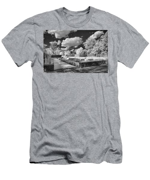 The Gardens In Ir Men's T-Shirt (Athletic Fit)