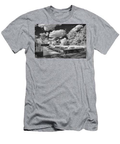 The Gardens In Ir Men's T-Shirt (Slim Fit) by Michael McGowan