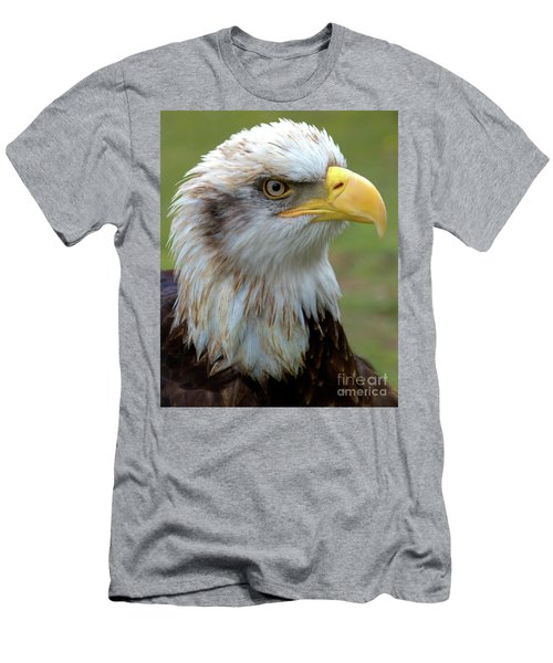 Men's T-Shirt (Slim Fit) featuring the photograph The Gaurdian by Stephen Melia