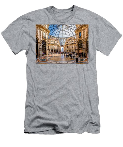The Golden Hall Men's T-Shirt (Slim Fit) by Giuseppe Torre