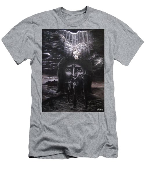 The Gospel Men's T-Shirt (Slim Fit) by Bill Stephens