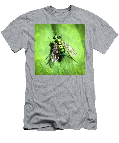 The Greenest Men's T-Shirt (Athletic Fit)