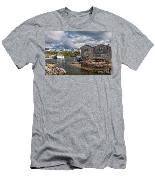 The Harbour Men's T-Shirt (Athletic Fit)