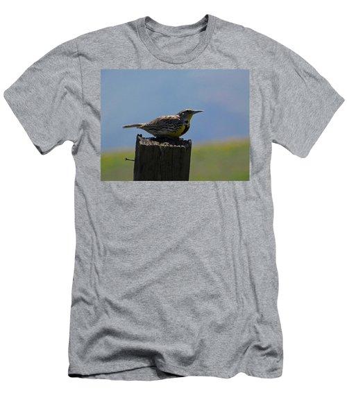 The Hawk Squat Men's T-Shirt (Athletic Fit)
