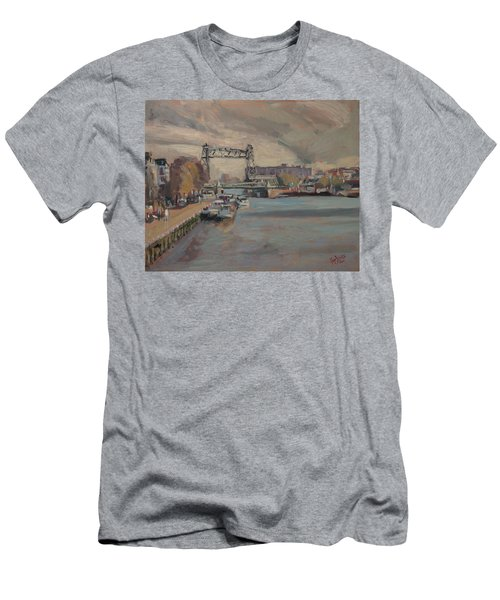 The Hef Rotterdam Men's T-Shirt (Athletic Fit)