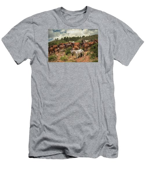 The Herd Men's T-Shirt (Athletic Fit)
