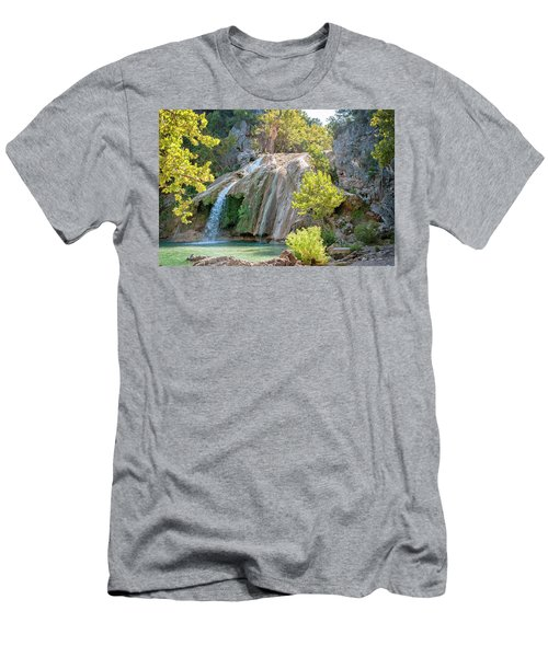 The Hidden Pearl Men's T-Shirt (Athletic Fit)