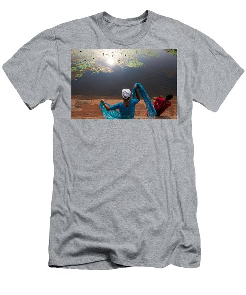 The Holy Pond Men's T-Shirt (Athletic Fit)