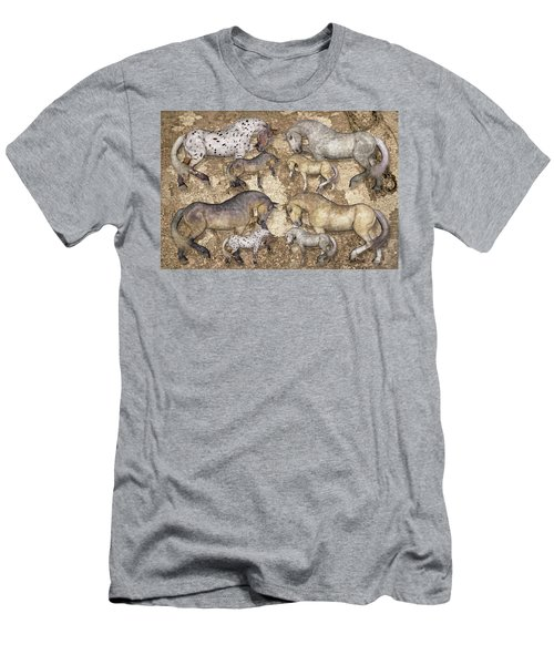 The Horse Collection Men's T-Shirt (Athletic Fit)