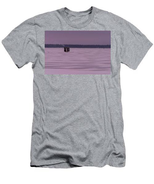 The Hut II Men's T-Shirt (Athletic Fit)
