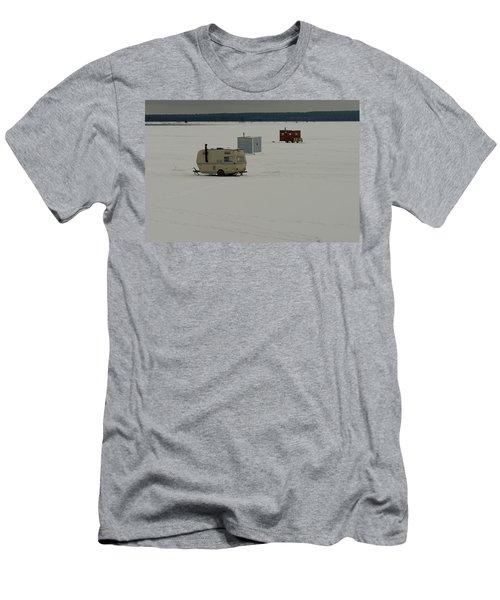 The Huts Men's T-Shirt (Athletic Fit)