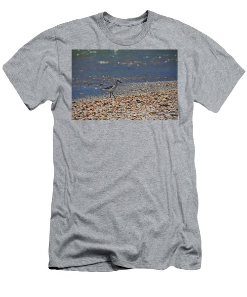 Men's T-Shirt (Athletic Fit) featuring the photograph The Intellectual I by Michiale Schneider
