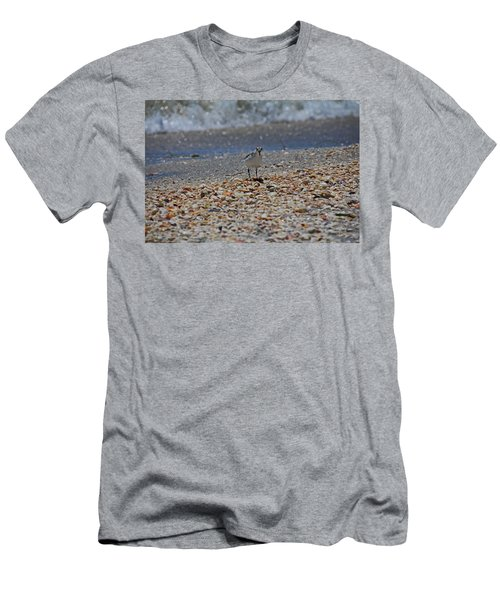 Men's T-Shirt (Athletic Fit) featuring the photograph The Intellectual II by Michiale Schneider