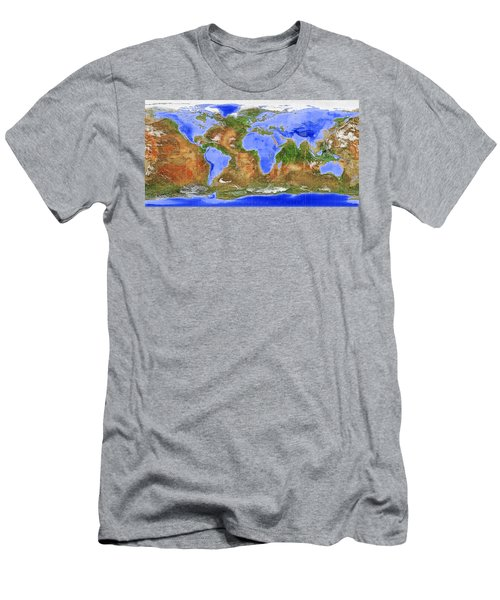 The Inverted World Men's T-Shirt (Athletic Fit)