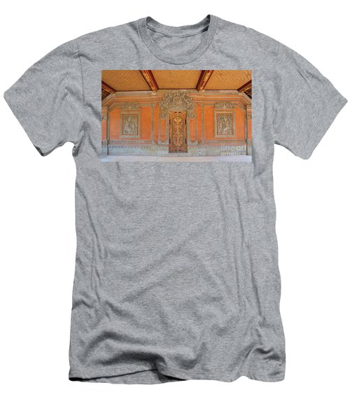 The Island Of God #1 Men's T-Shirt (Athletic Fit)