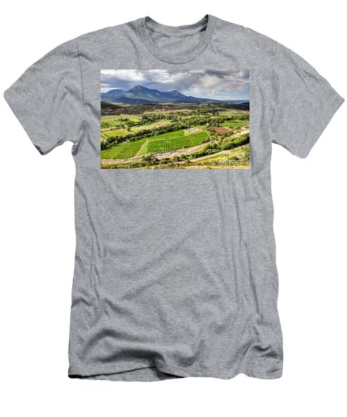 The Jewel Of The North Fork Men's T-Shirt (Athletic Fit)