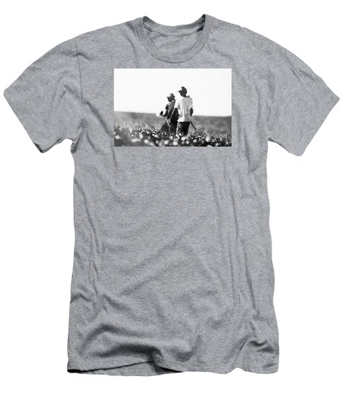 The Journey Of Fishermen Men's T-Shirt (Athletic Fit)