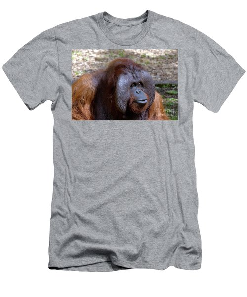 The Jungle V.i.p. Men's T-Shirt (Athletic Fit)