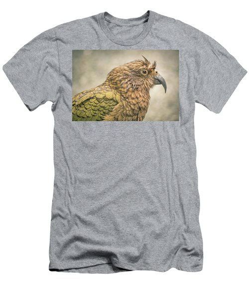The Kea Men's T-Shirt (Athletic Fit)