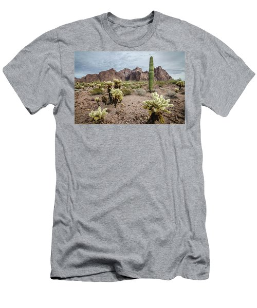 The King Of Arizona National Wildlife Refuge Men's T-Shirt (Athletic Fit)