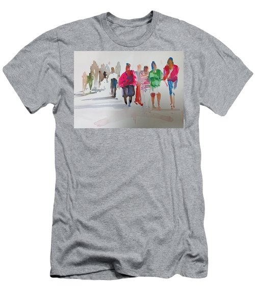 The Ladies Men's T-Shirt (Slim Fit) by P Anthony Visco