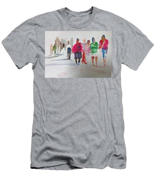 The Ladies Men's T-Shirt (Athletic Fit)