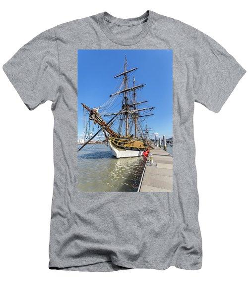 The Lady Washington Men's T-Shirt (Athletic Fit)