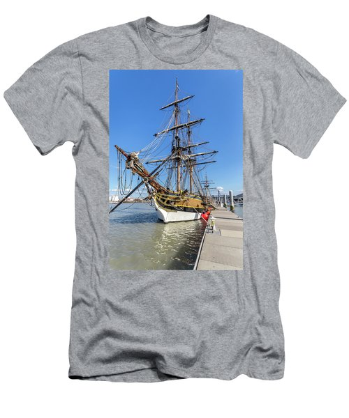 The Lady Washington Men's T-Shirt (Athletic Fit)