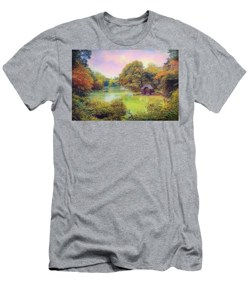 The Lake Men's T-Shirt (Athletic Fit)