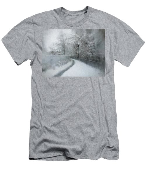 The Lamppost Men's T-Shirt (Athletic Fit)