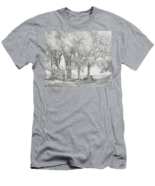 The Land Men's T-Shirt (Athletic Fit)
