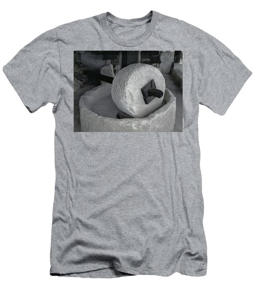 Men's T-Shirt (Slim Fit) featuring the photograph The Last Supper by B Wayne Mullins