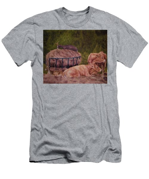 The Lazy 5 Men's T-Shirt (Athletic Fit)