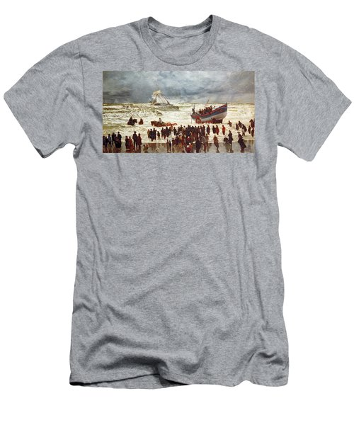 The Lifeboat Men's T-Shirt (Athletic Fit)