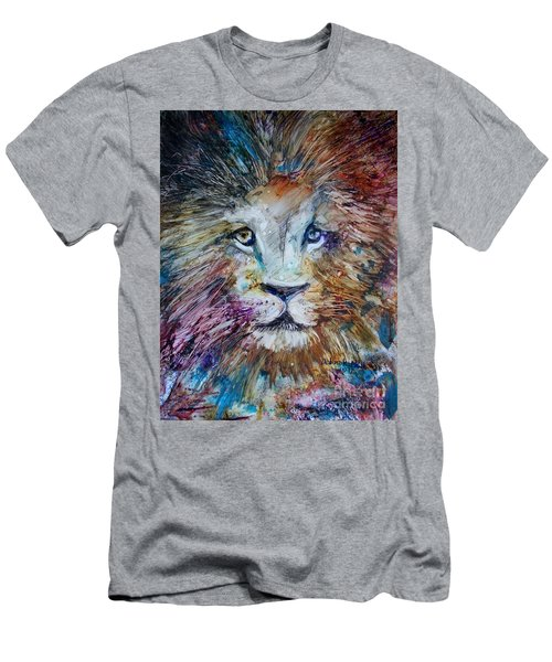 The Lion Men's T-Shirt (Athletic Fit)