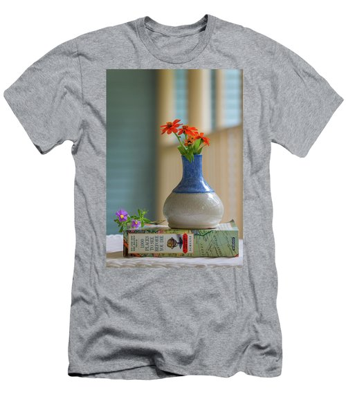 The Little Vase Men's T-Shirt (Athletic Fit)