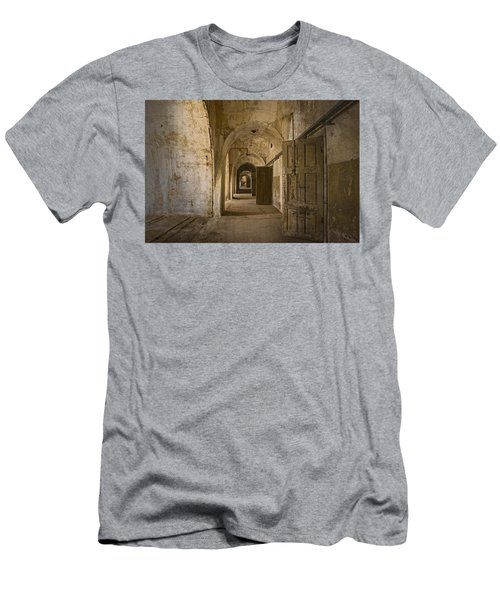 The Long Hall Men's T-Shirt (Athletic Fit)