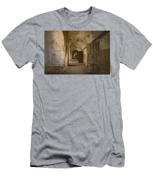 The Long Hall Men's T-Shirt (Slim Fit)