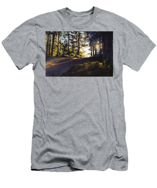 The Long Way Home Men's T-Shirt (Athletic Fit)