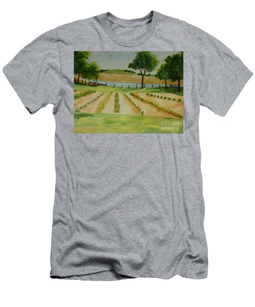 The Mangan Farm  Men's T-Shirt (Athletic Fit)