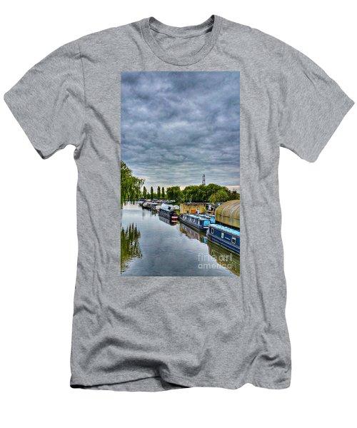 The Marina Men's T-Shirt (Slim Fit)